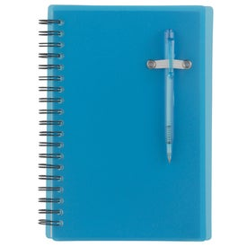 Promotional Chronicle Spiral Notebook