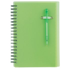 Company Chronicle Spiral Notebook