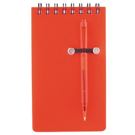 Advertising Daily Spiral Jotter