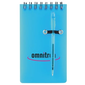 Daily Spiral Jotter for Marketing