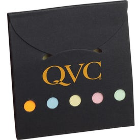 The Deluxe Accent Memo Booklet Branded with Your Logo