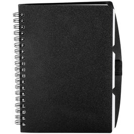 The Divider Notebook Branded with Your Logo