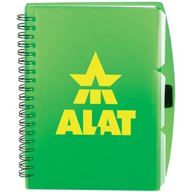 Promotional The Divider Notebook
