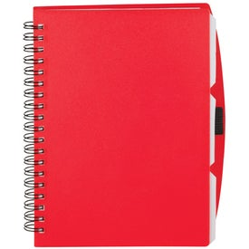 Advertising The Divider Notebook