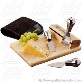 Promotional The Entertainers Wine & Cheese Set