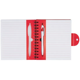 The Hideaway Notebook with Your Logo