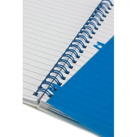 """Branded The Large Divide Notebook 5"""" x 7"""""""