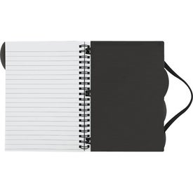 """Advertising The Large Divide Notebook 5"""" x 7"""""""