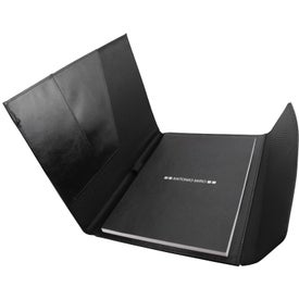 Imprinted The Middlefield Padfolio