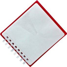 Advertising The Notebook Organizer