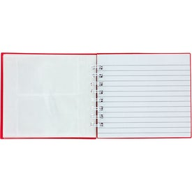 Advertising The Notebook Organizer
