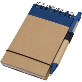 Advertising Recycled Jotter and Pen