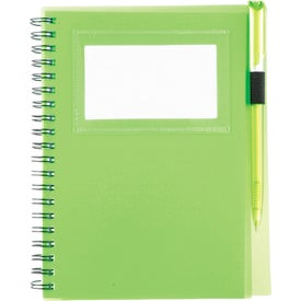 Star Spiral Notebook for Your Company
