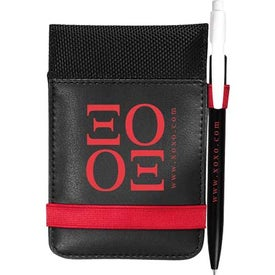 Think Tank Jotter Branded with Your Logo