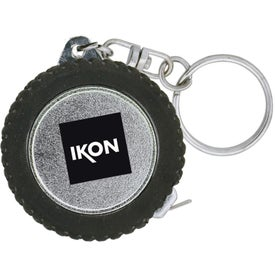 Tire Measuring Tape for Marketing