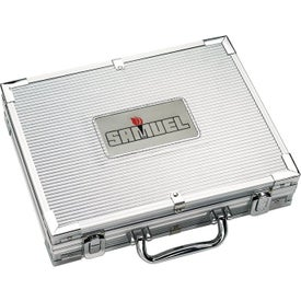 Tool Set Brief Case Branded with Your Logo