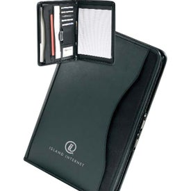 Tradition Zippered Padfolio