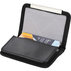 Logo Travelpro Executive Business Card Folio