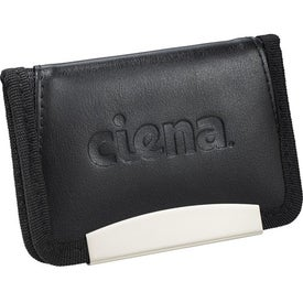 Personalized Travelpro Executive Business Card Folio