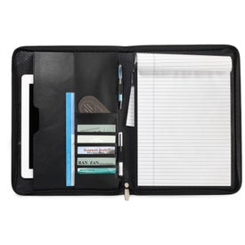 Travis & Wells Leather E-Padfolio for Marketing