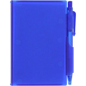 Monogrammed Trendy Compact Notebook Set