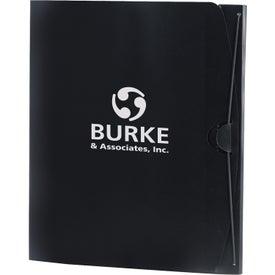 Tri-fold Standard Size Padfolio Giveaways
