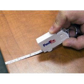 Branded Truck Tape Measure