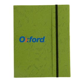 Monogrammed Tuck Journal Book