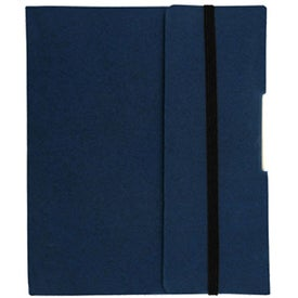 Tuck Journal Book Printed with Your Logo