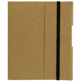 Tuck Journal Book for Advertising