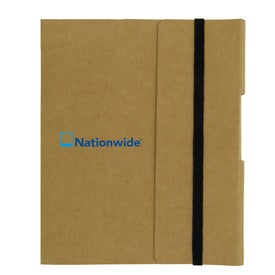 Tuck Journal Book with Your Logo