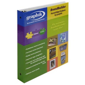 Graphikolor Binders Printed with Your Logo