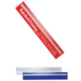 12 inch Magnifying Ruler with Your Logo