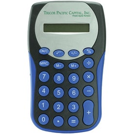 Personalized Two-Toned Calculator