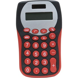 Two-Toned Calculator with Your Logo