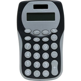 Two-Toned Calculator for Your Company