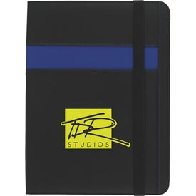 Imprinted Underline Padfolio