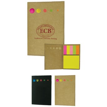 Universal Sticky Note Booklet For Promotion
