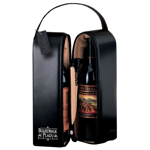 Upper West Side Wine Case Traveler-Double