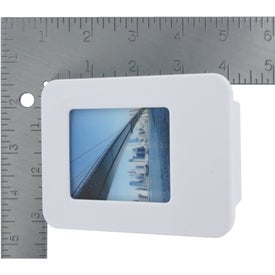 USB Photo Frame with Your Slogan