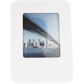 Monogrammed USB Photo Frame