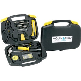 Branded Utility Tool Set