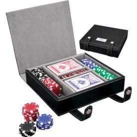 Vallate Poker Set