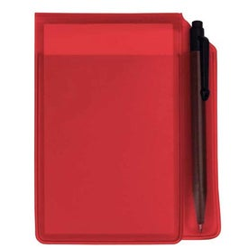 Value Plus Jotter with Your Slogan