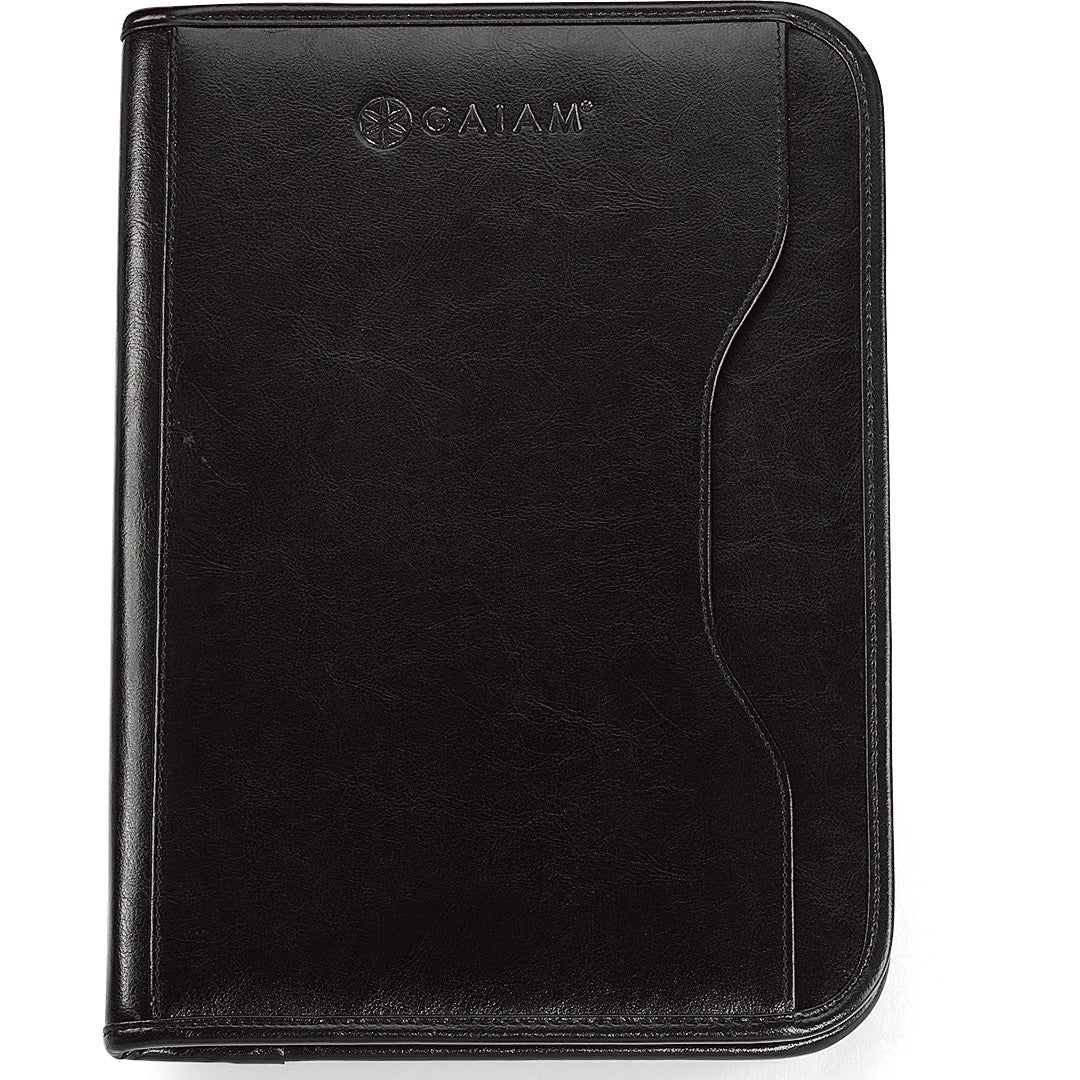 Vanguard Leather Calculator Padfolio