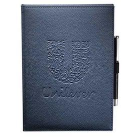 Branded Vicenza Large Bound JournalBook