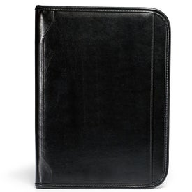 Advertising Vintage Leather E Padfolio
