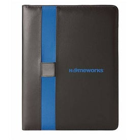 Personalized Vinyl Padfolio - Colorplay