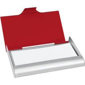 Promotional Viva La Business Card and Key Tag Gift Set