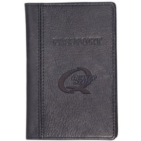Printed Voyager Passport Jacket